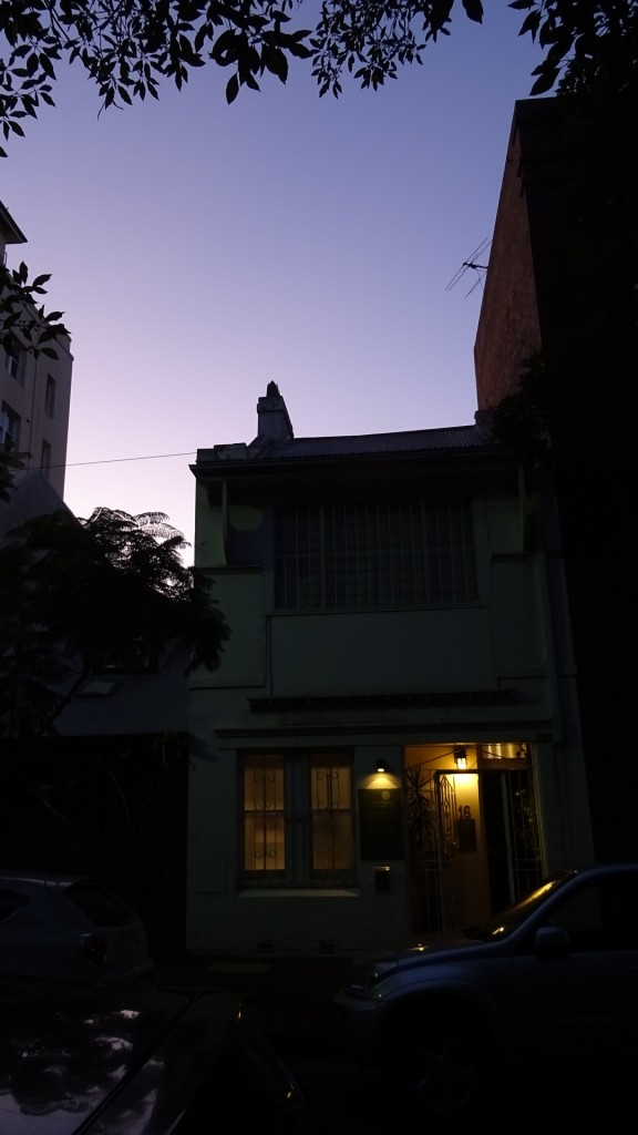 Pain Relief and Wellness Clinic Winter Sunrise Darlinghurst